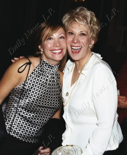 Marilyn Michaels with Cheri Oteri